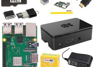 RPI 3 B+ PROFESSIONAL STARTER KIT - 32 GB