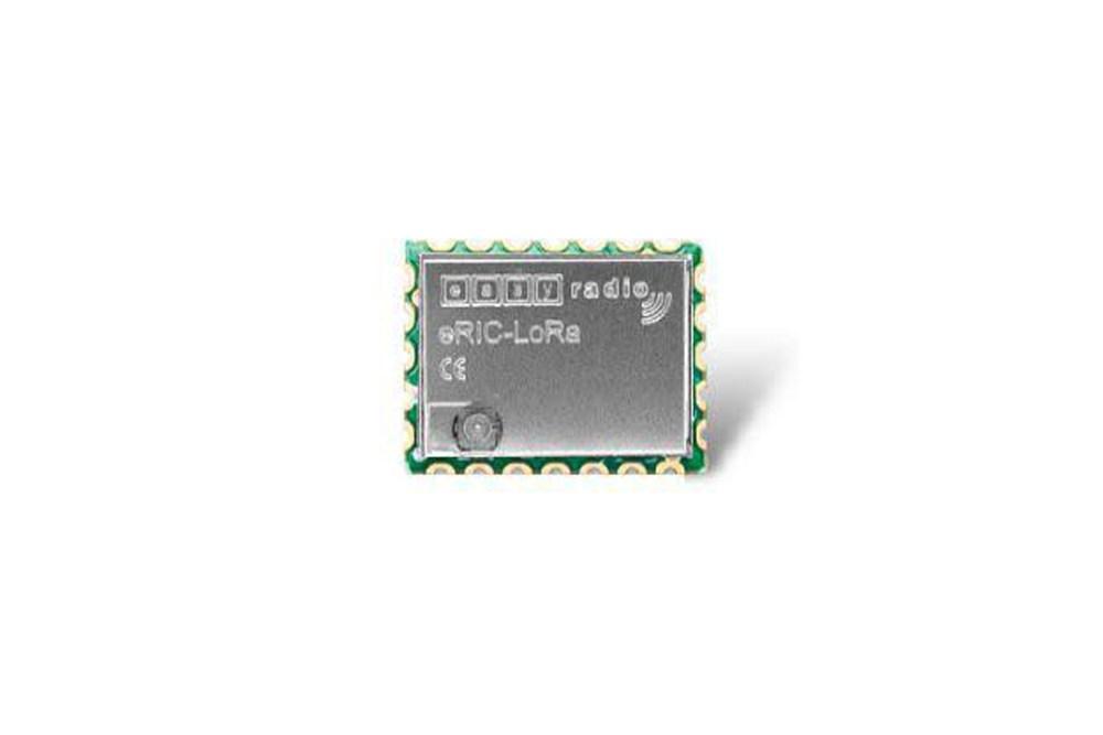 SIGFOX-MODUL 868 MHz EVALUIERUNGSPLATINE
