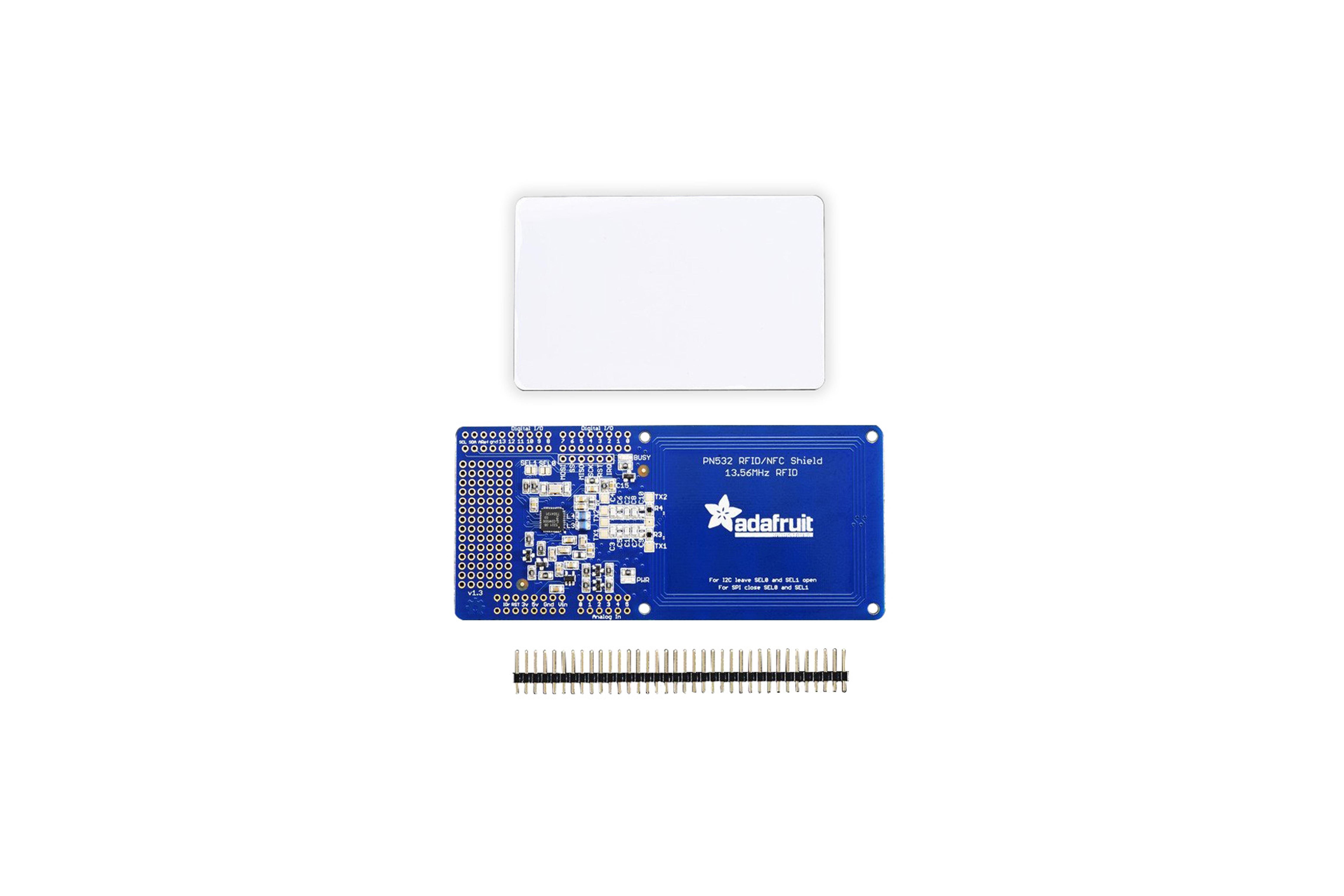 Adafruit PN532 NFC/RFID ControllerShield