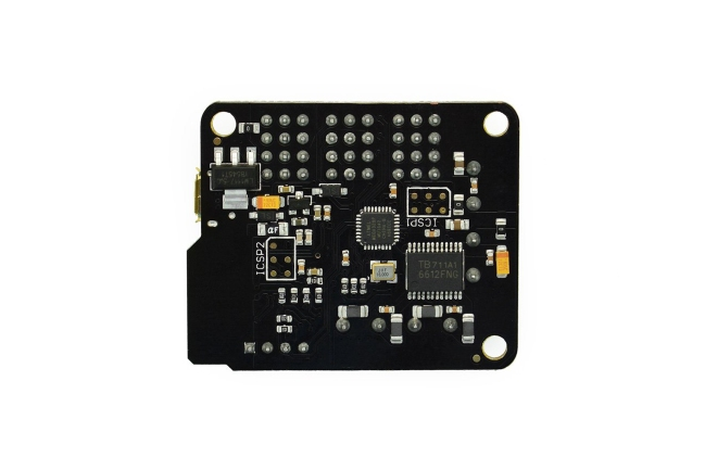 A product image for Romeo BLE Mini Arduino Platine mit Motortreiber