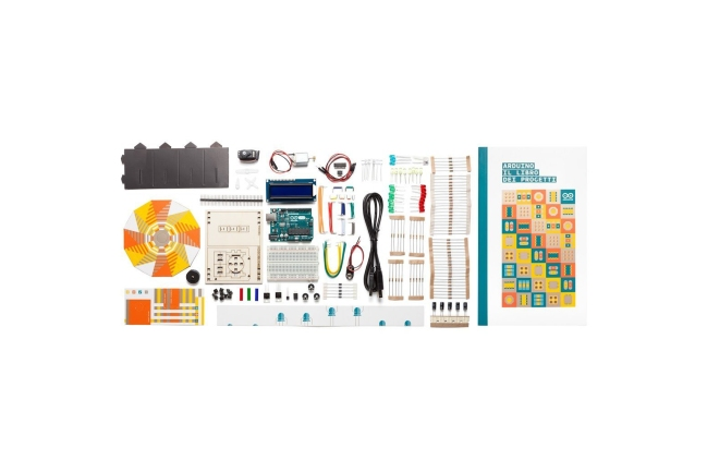 A product image for Arduino Starter-Kit für Italien