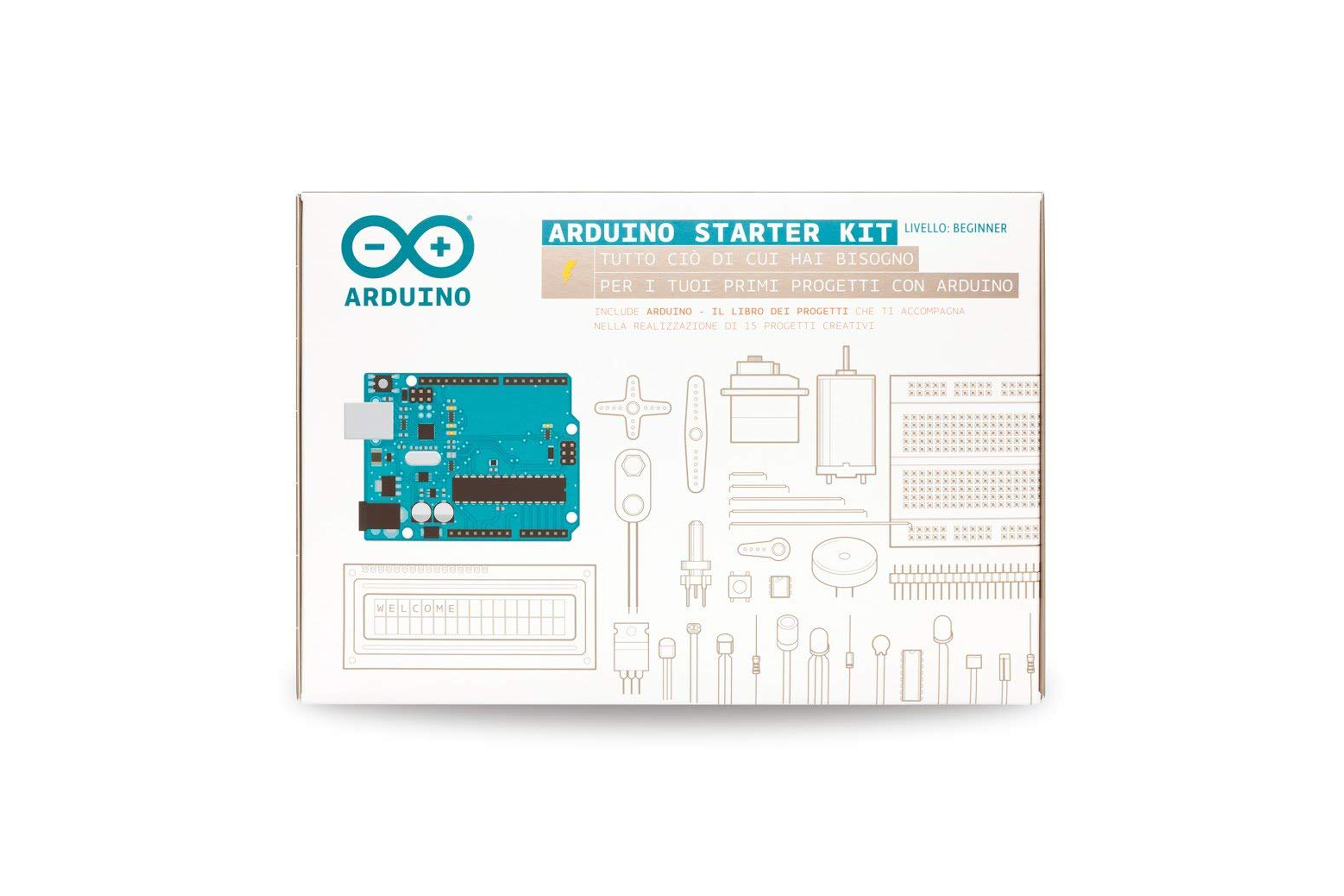 Arduino Starter-Kit für Italien