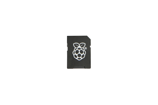 A product image for SD-Karte mit vorinstalliertem NOOBS – 32 GB