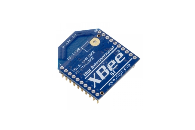 A product image for XBee HF-Modul mit PCB-Antenne 1 mW