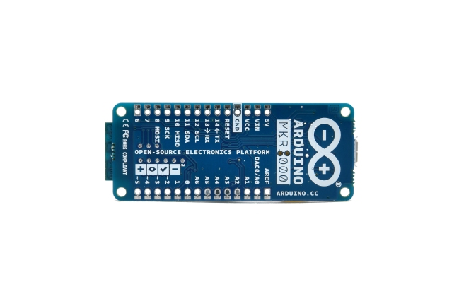 A product image for MKR1000 ohne Stiftleiste