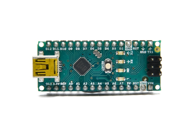 A product image for Arduino Nano 3.0 Platine mit ATmega328