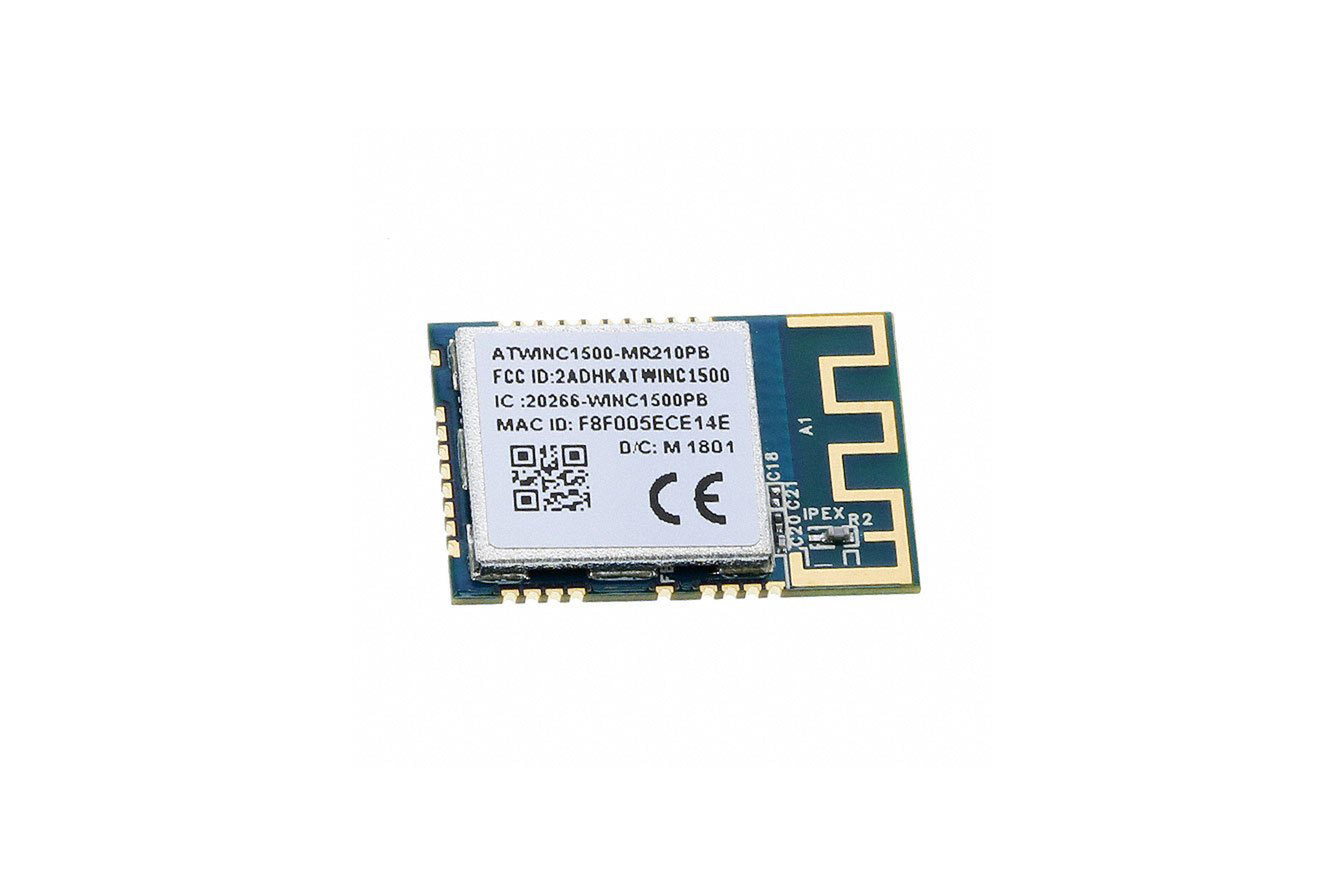 SmartConnect ATWINC1500B-MU-T-Modul