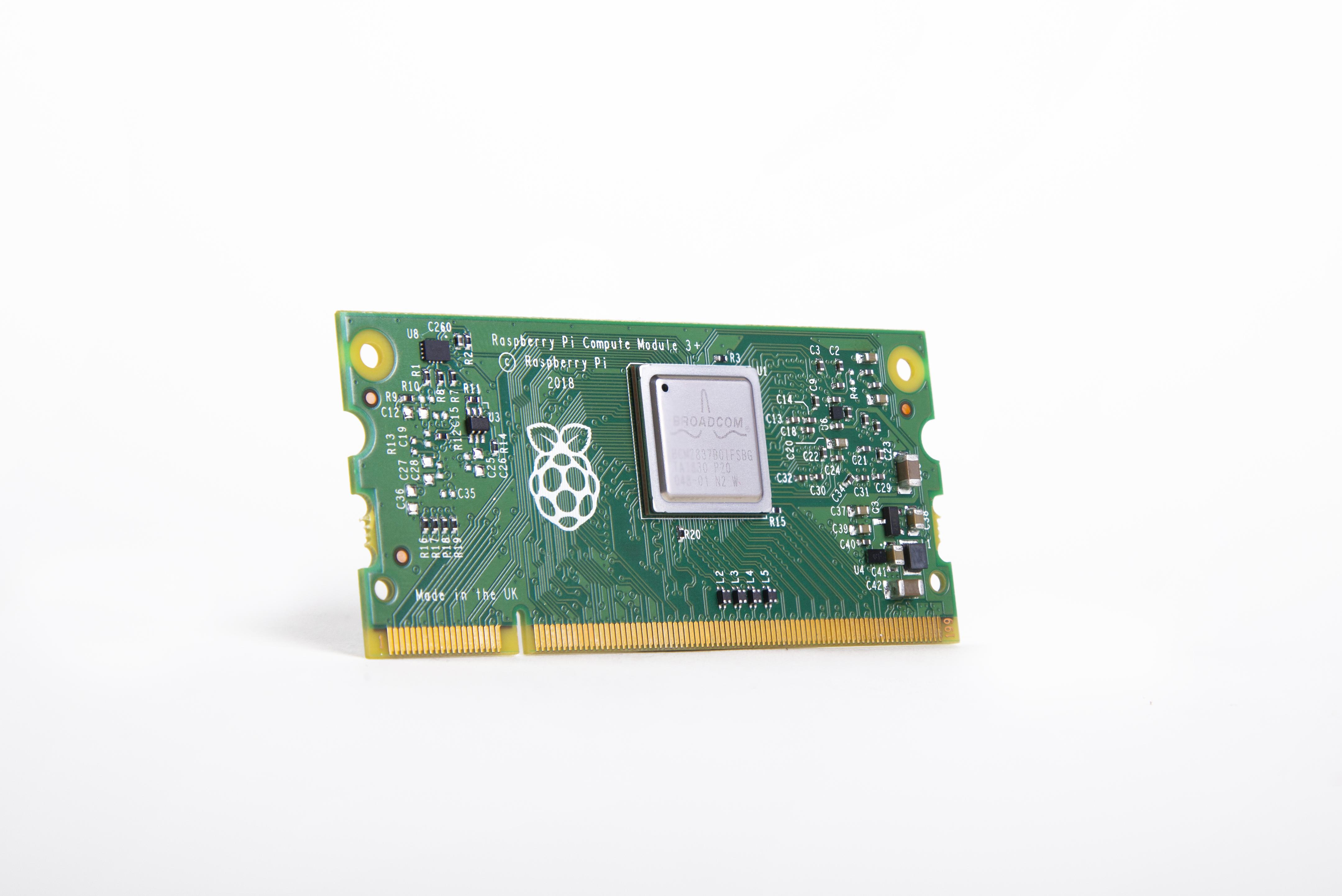 RASPBERRY PI COMPUTE-MODUL3+ 16 GB