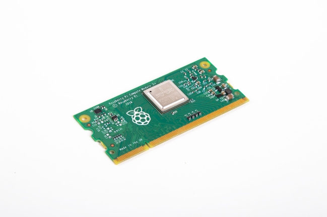 A product image for RASPBERRY PI COMPUTE-MODUL3+ 16 GB