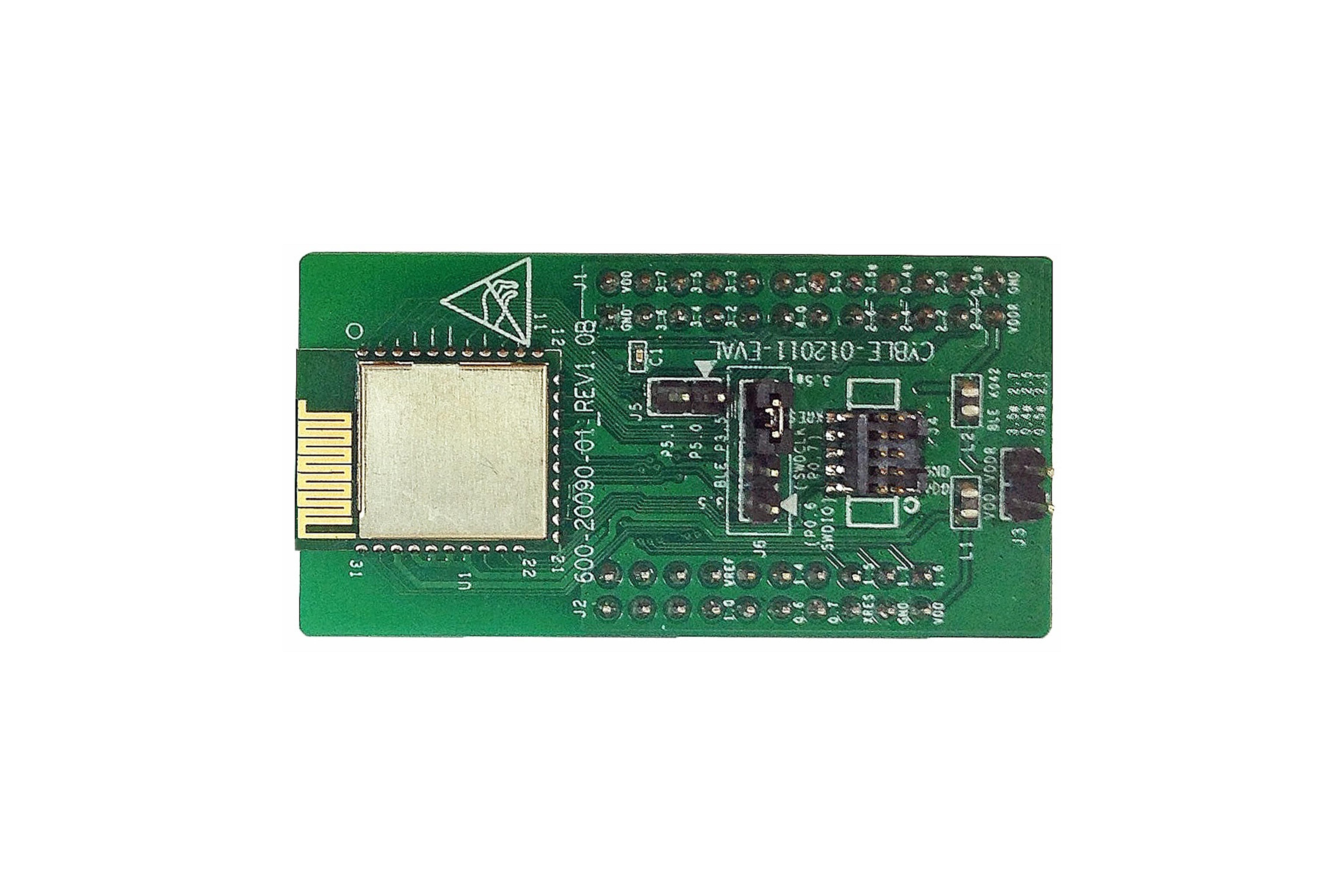 PRoC EZ-BLE Funkmodul, PCB-Antenne