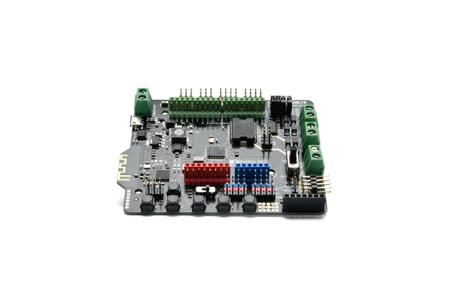 A product image for Romeo BLE Arduino Platine mitMotortreiber