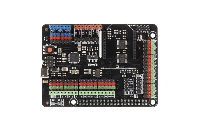 A product image for Arduino Shield für Raspberry Pi B+/2B/3B