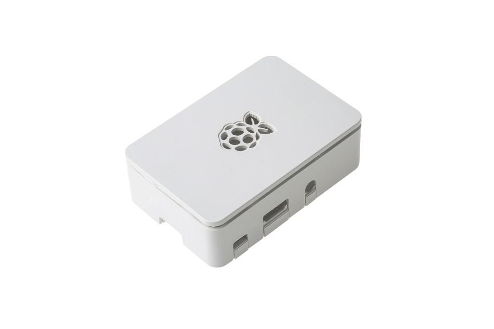 Gehäuse für Raspberry Pi 3, weiß