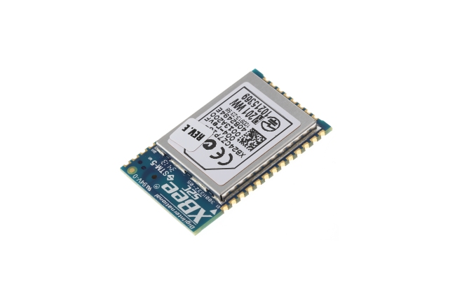 A product image for XB24CZ7PIS-004 ZigBee-Modul