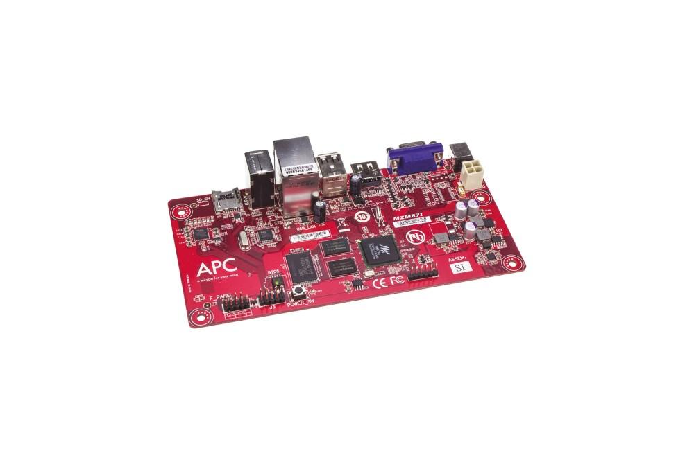 APC 8750 ANDROID PC-PLATINE