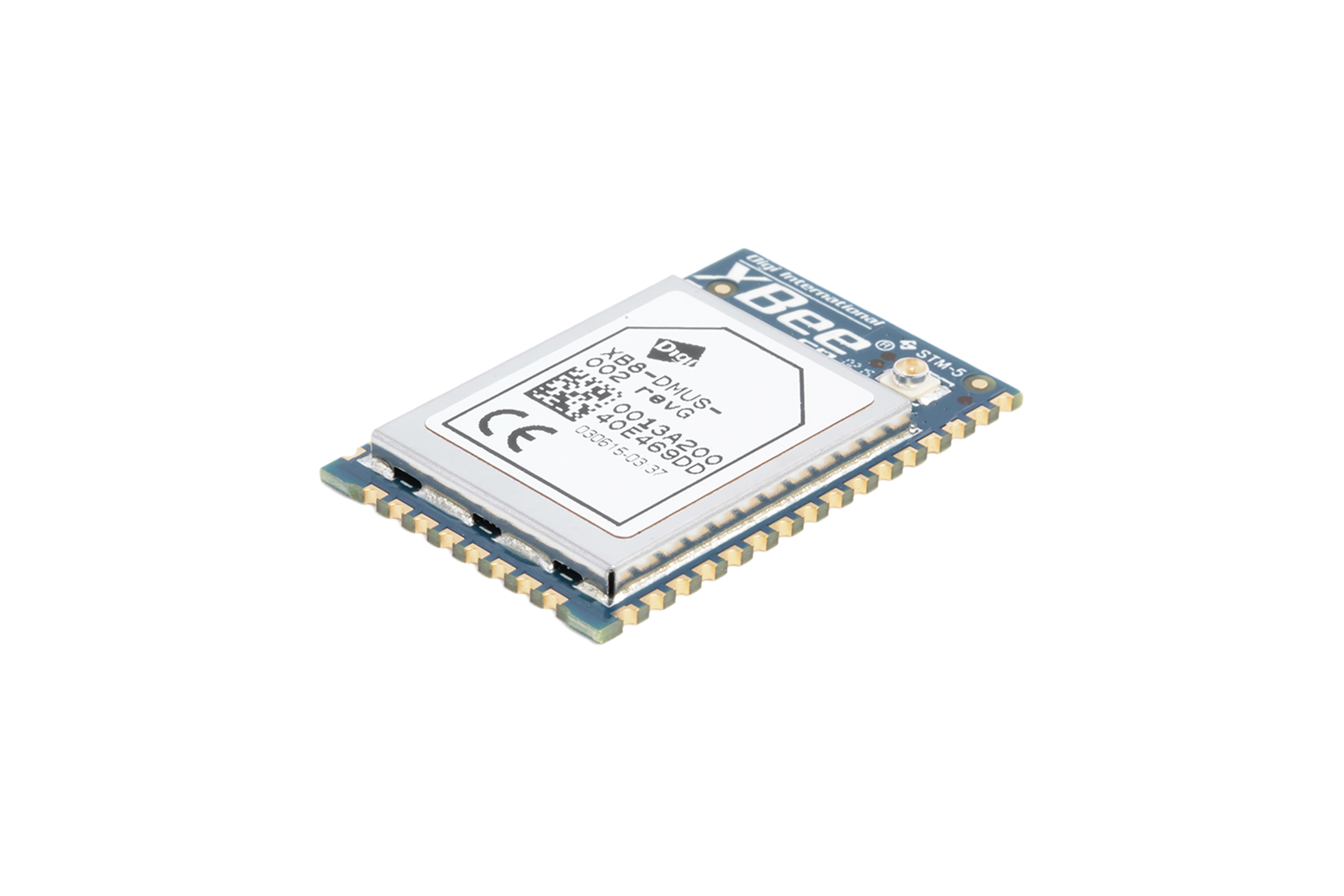 XBee 865/868 MHz LP DigiMesh-Modul u.FL
