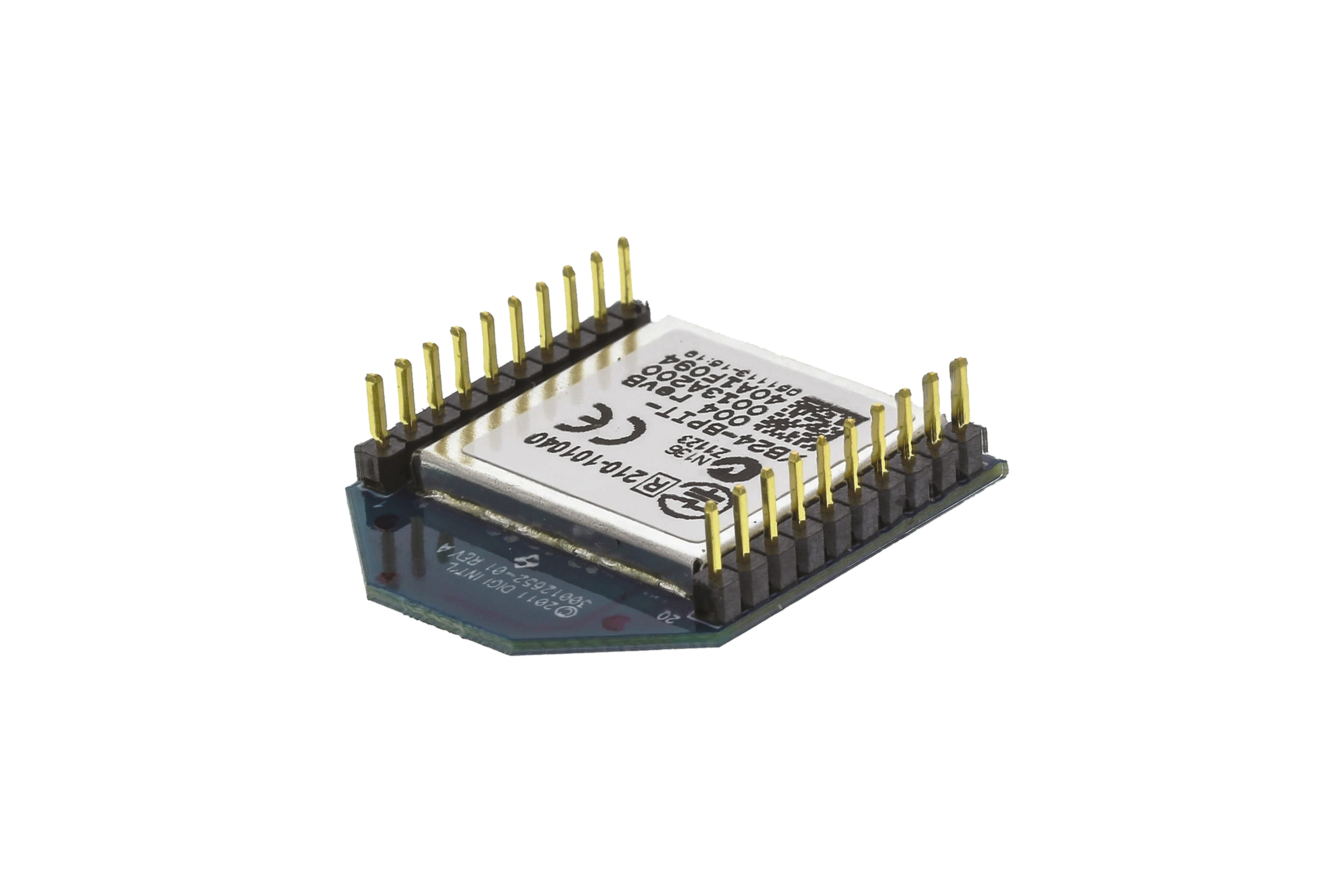 XBEE SERIE 2 HF-MODUL PCB-ANTENNE 1 MW