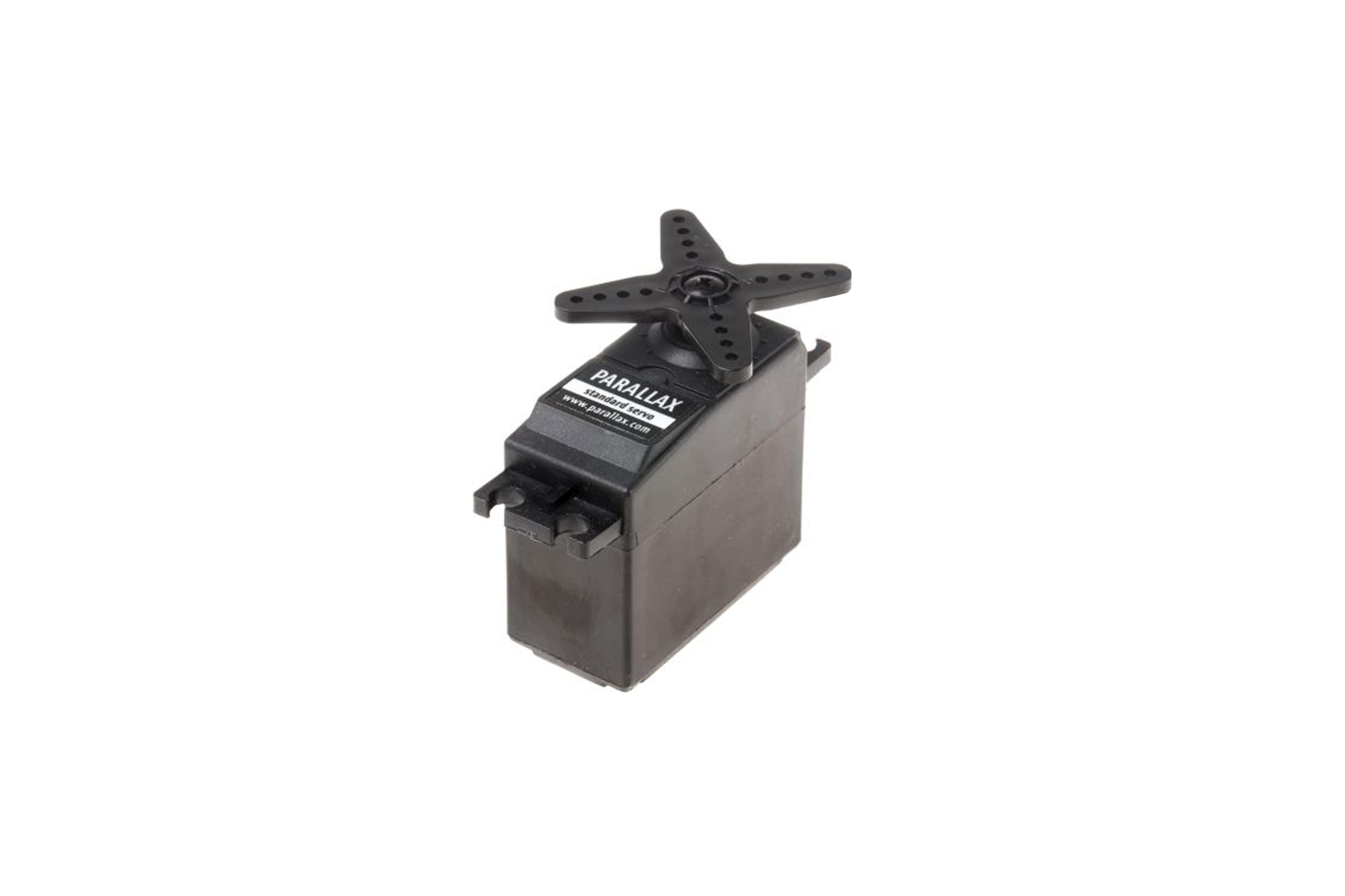 RC-Servomotor, Standard 180 Grad