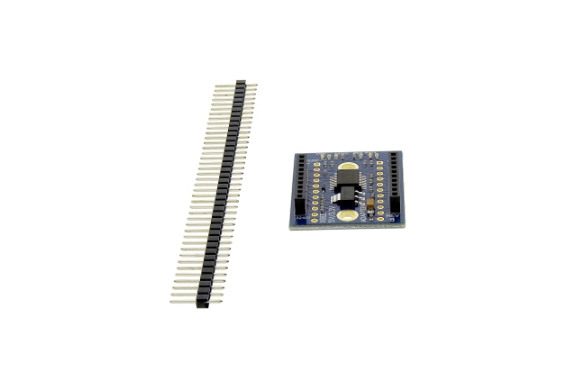 A product image for Xbee 5 V / 3,3 V Adapterplatine