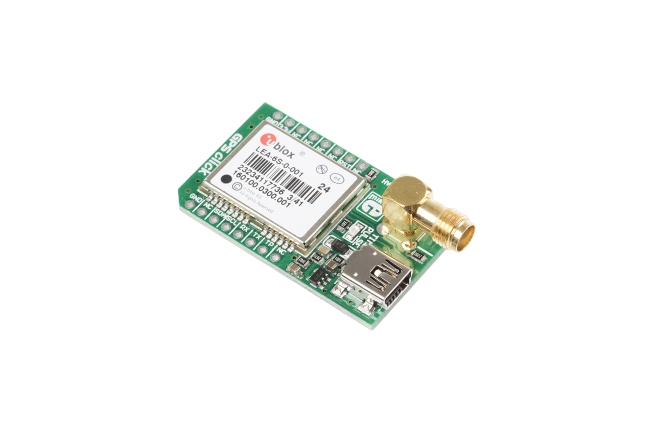 A product image for GPS Click mikroBUS