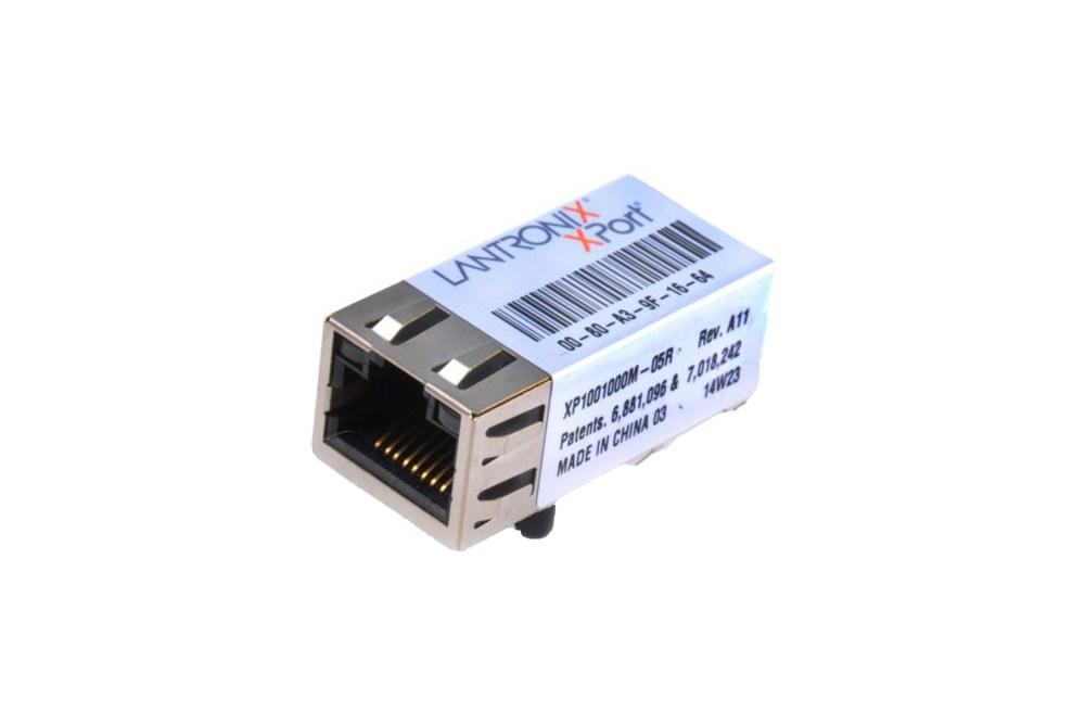 XPD1001000-01 Seriell-zu-Ethernet-Server