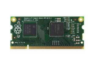 Compute-Modul für Raspberry Pi(nur Platine)