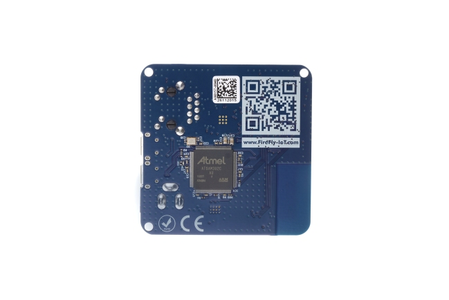 A product image for 6LowPAN 2,4GHz Gateway Router PCB-Modul