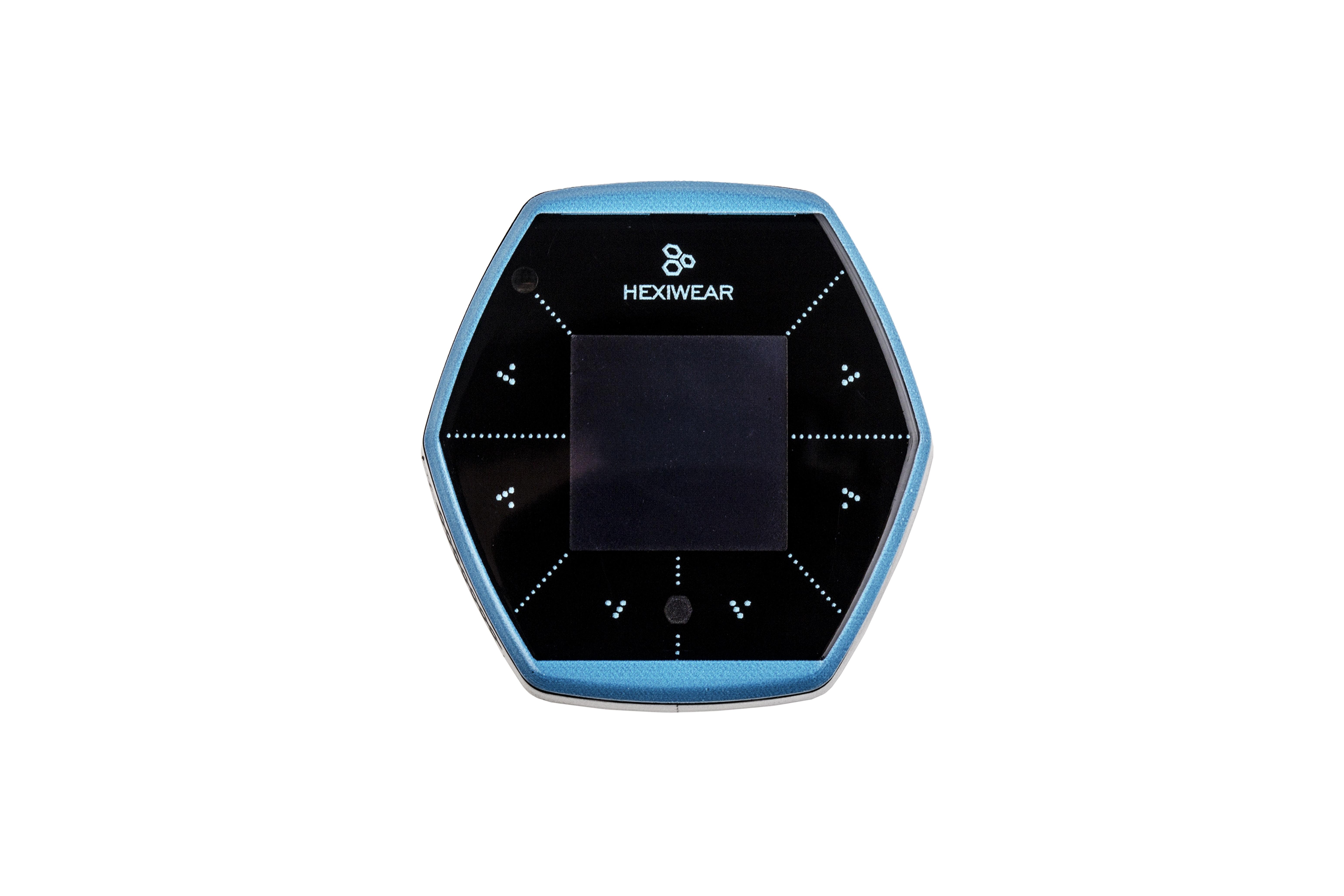 Hexiwear Wearable Entwicklungskit BLE für IoT