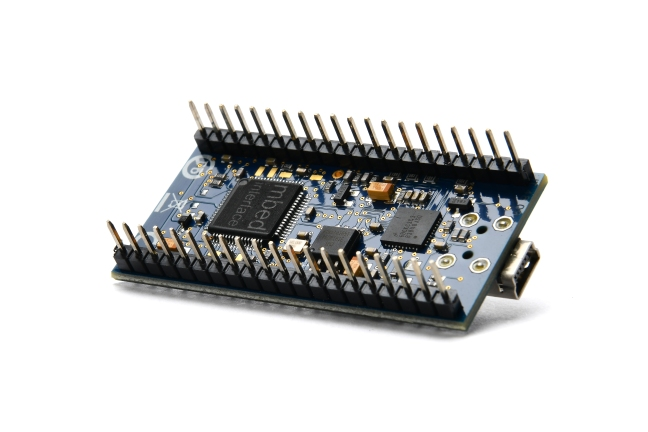 A product image for ARM mbed LPC1768-Modul