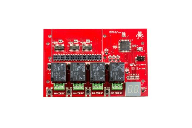 A product image for ModMyPi PiOT RaspberryPiRelais-Platine
