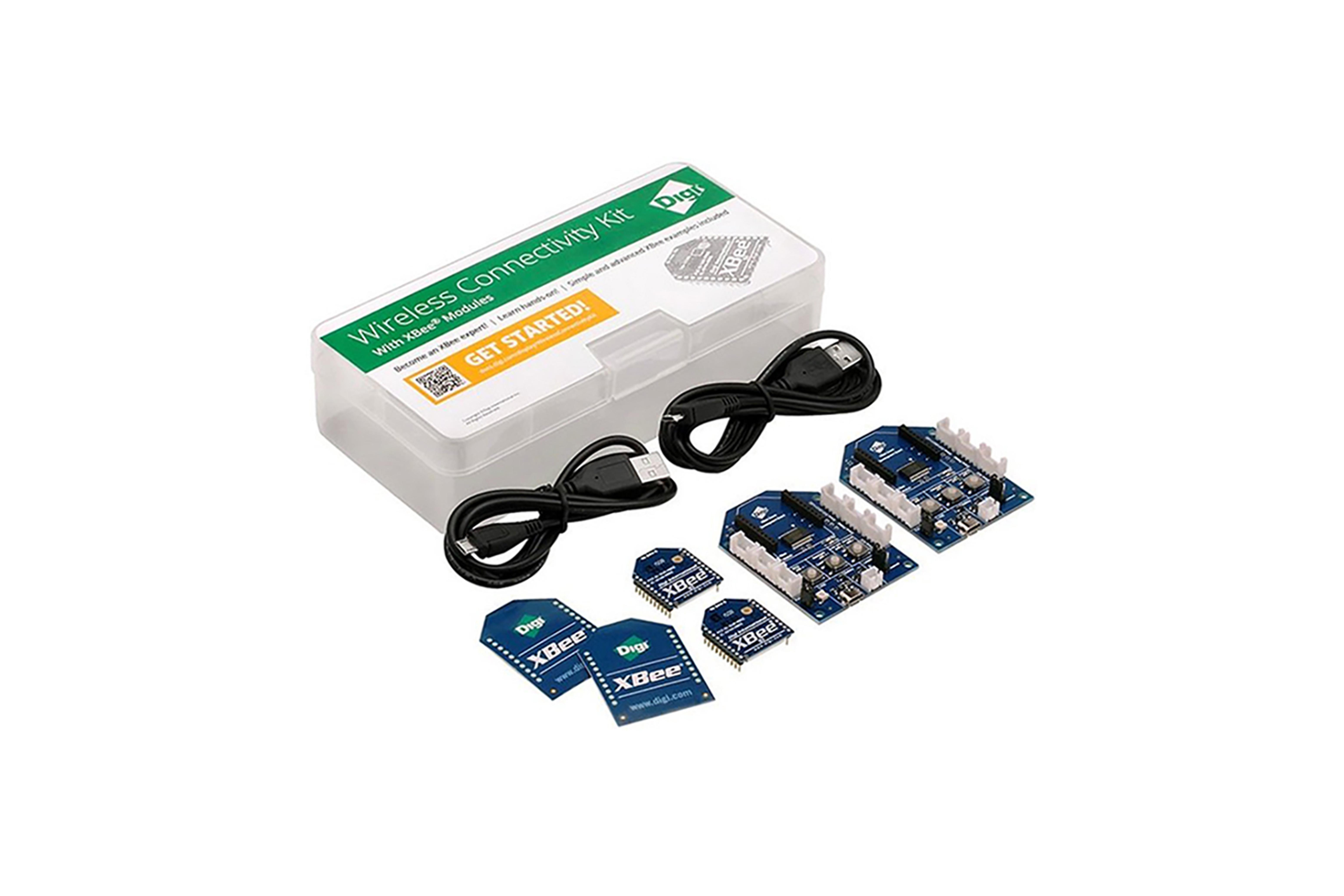 Kit für drahtlose Verbindungen Xbee 802.15.4