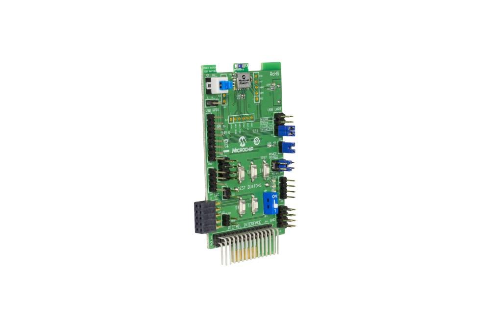 RN4871 Bluetooth 4.2 PICtail Plus Platine