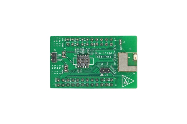 A product image for CYBLE-222014 BLE PROC EVALUIERUNGSPLATINE
