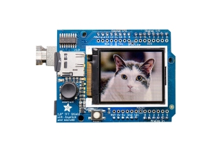 Adafruit 1.8 TFT-Farbdisplay Shield