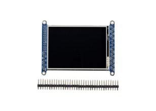 2,8 ZOLL LCD-TOUCHSCREEN BREAKOUT-PLATINE