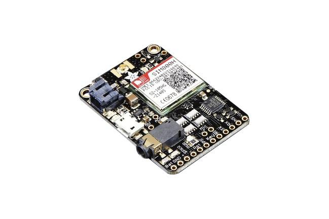A product image for Adafruit FONA Zelluläres GSM-Modul-uFL