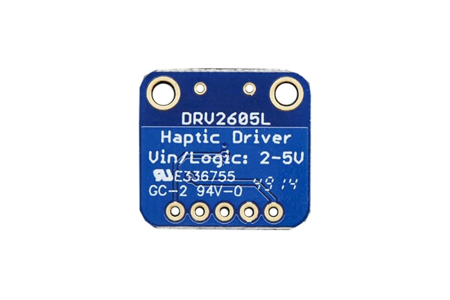 A product image for ADAFRUIT HAPTIC MOTOR CONTROLLER-PLATINE