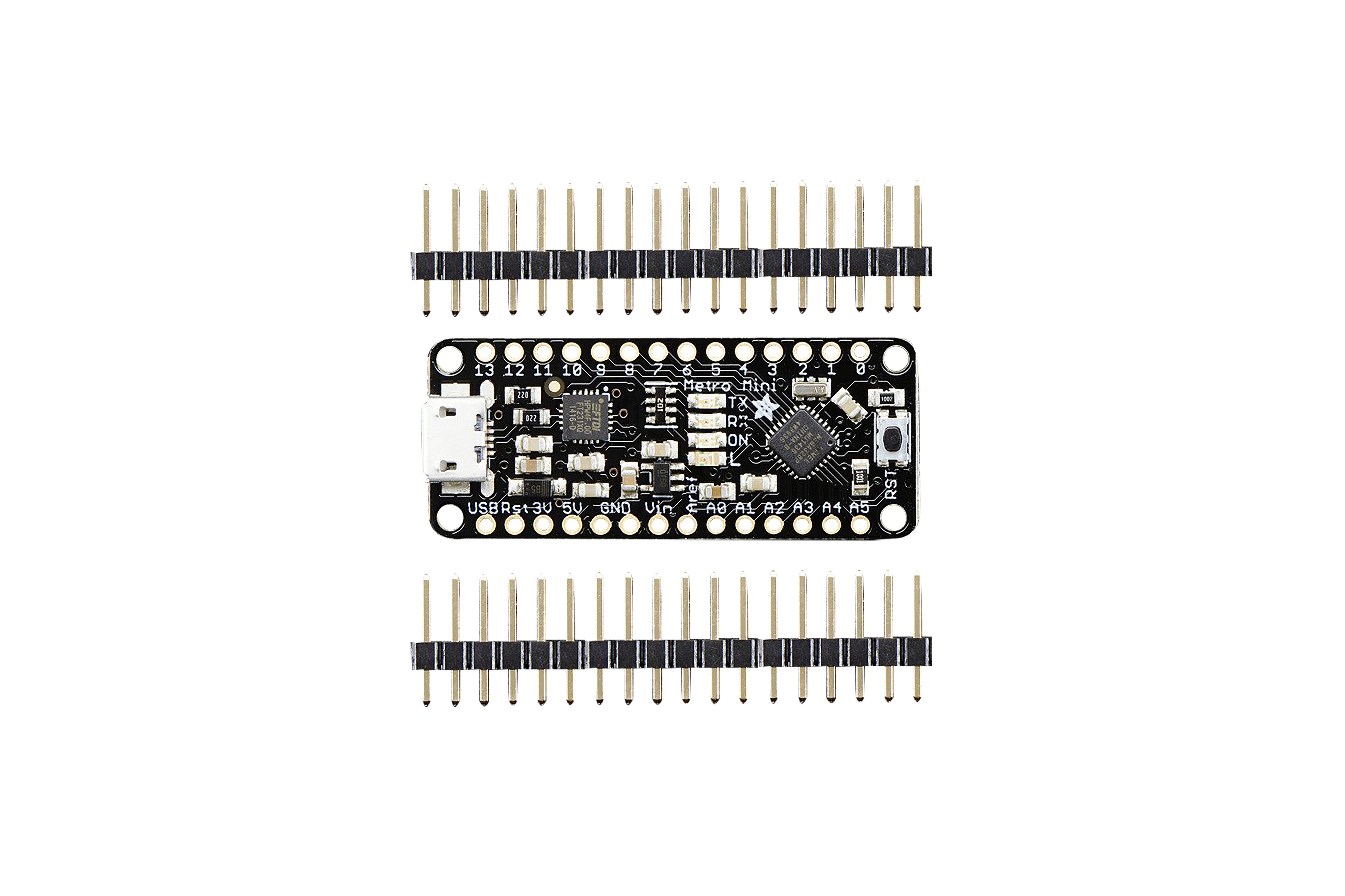 ADAFRUIT METRO MINI MIKRO-PLATINE5V 16 MHz