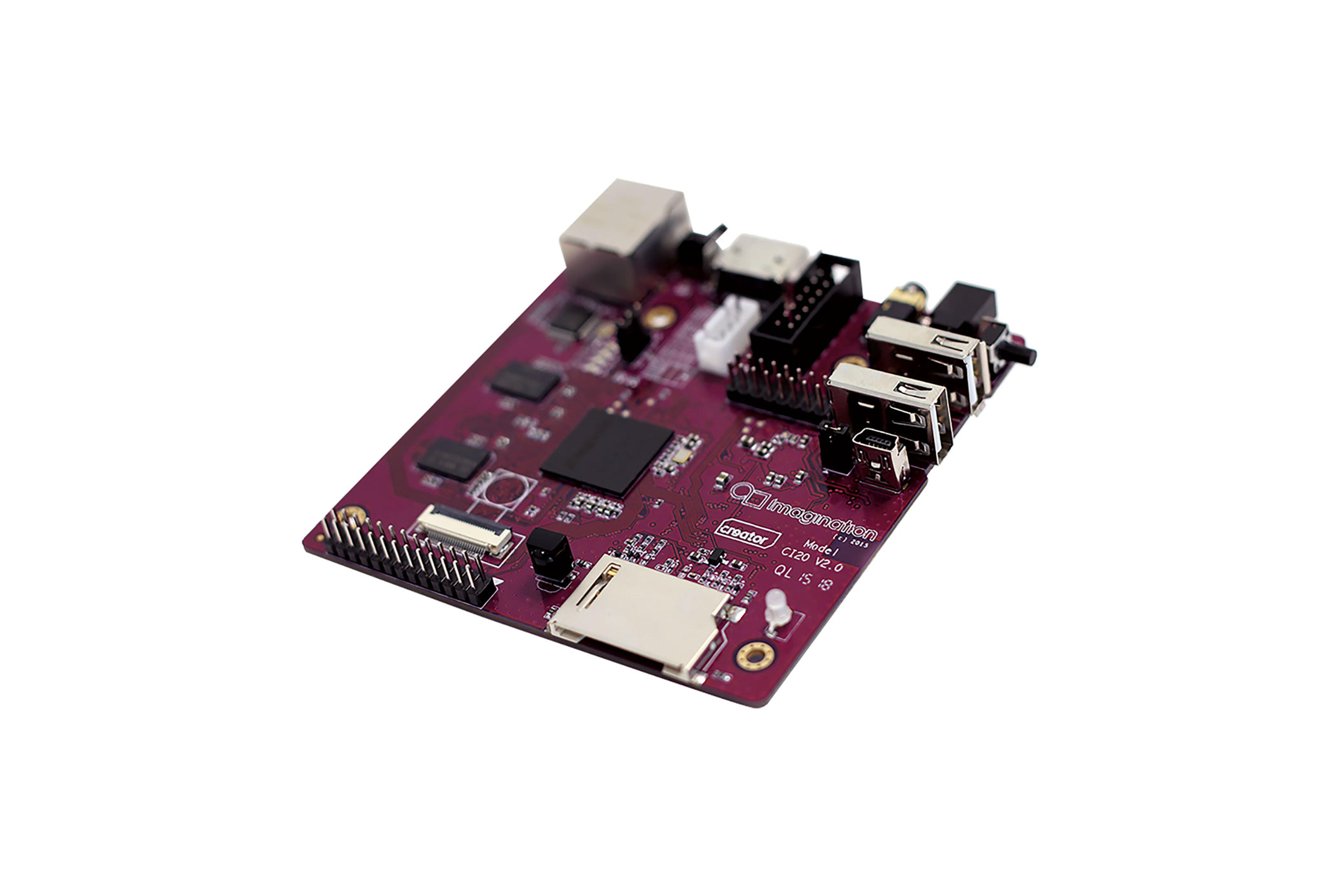 Creator Ci20 Linux/Android-Computerplatine