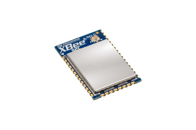 A product image for XBee S2C 802.15.4, 2,4 GHz, TH