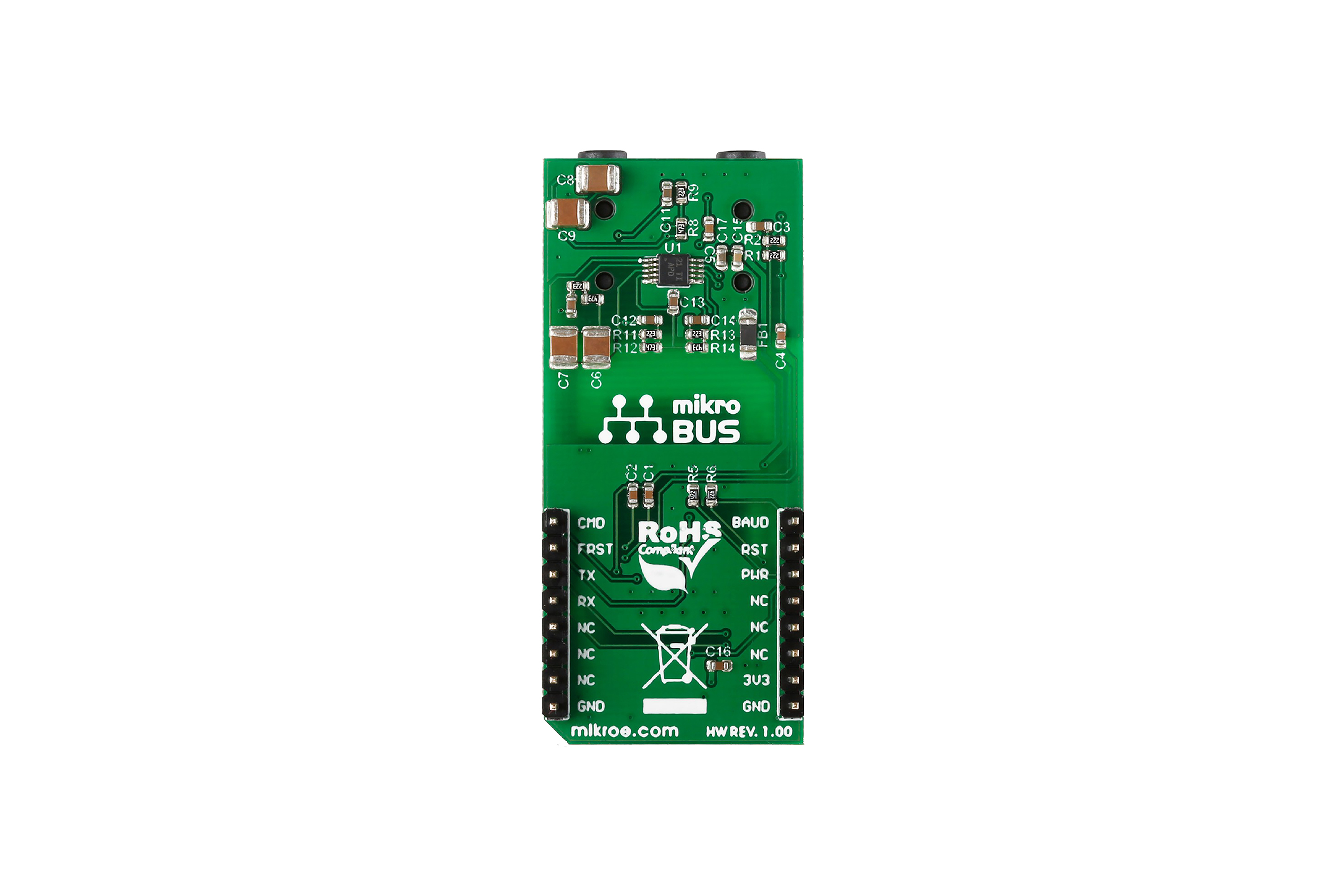 BT Audio Bluetooth-Click-Platine
