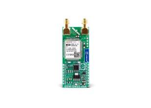 MIKROE GSM/GNSS CLICK-PLATINE, MIKROE-2439