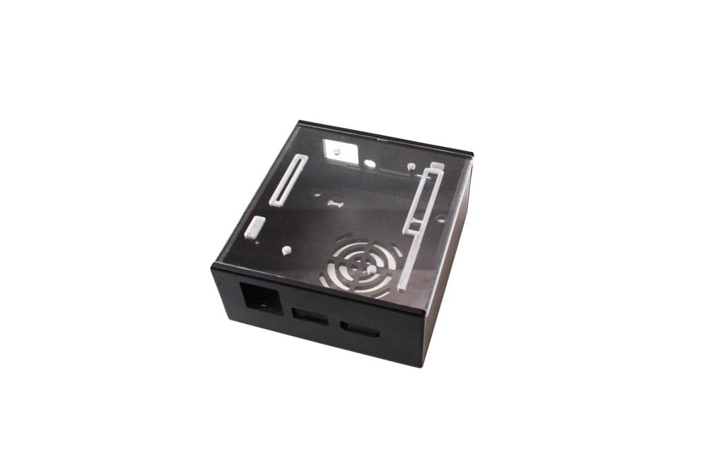 LattePanda Computer-Platinengehäuse - Schwarz