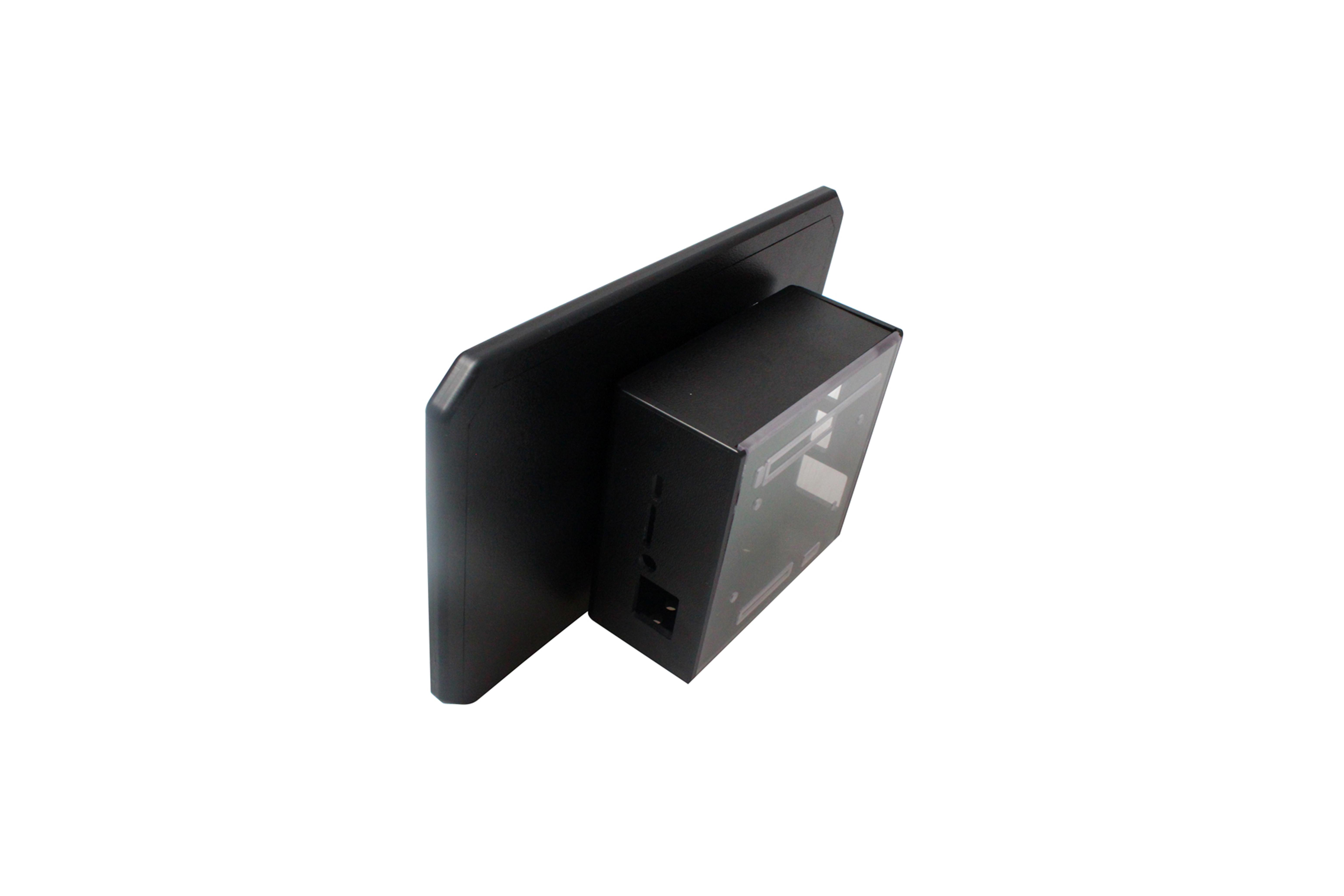 LattePanda Platinen-Gehäuse und Bildschirm - schwarz