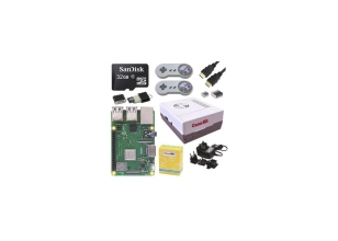 RPI 3 B+ RETRO GAMING KIT - 32 GB