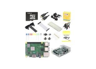 RPI 3 B+ ULTIMATE KIT - 32 GB
