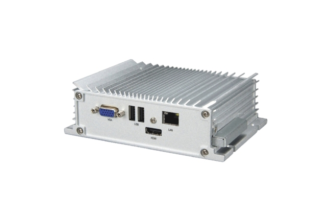 A product image for Chassis ohne Lüfter 1.2 GHz Nano CPU VGA HDMI