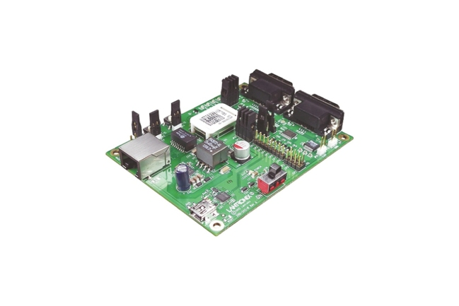 A product image for GERÄTESERVER-MODUL ENTWICKLUNGSKIT