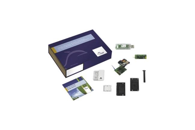 A product image for Energy Harvester, 868MHz Starter-Kit