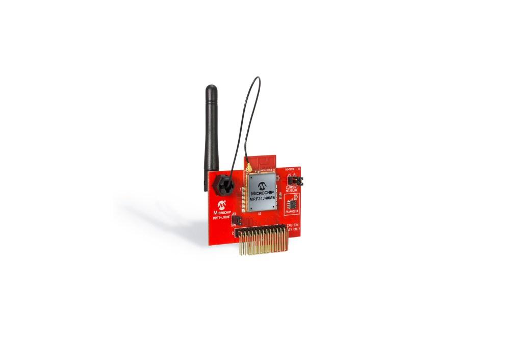 MRF24J40ME PICtail/PICtail Plus-Platine